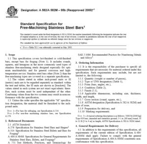 ASTM A 582 A 582M – 95b pdf free download