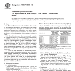 ASTM  A 599 A 599M – 02 pdf free download