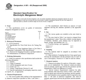 ASTM A 601 – 96 pdf free download
