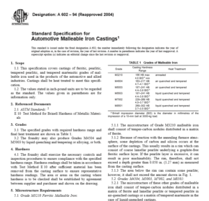 ASTM A 602 – 94 pdf free download