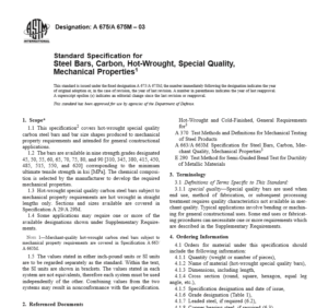 ASTM A 675 A 675M – 03 pdf free download