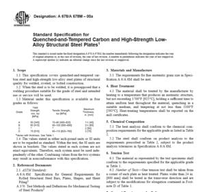 ASTM A 678 A 678M – 00a pdf free download