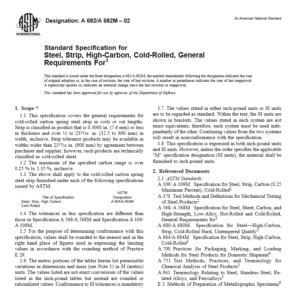 ASTM A 682 A 682M – 02 pdf free download