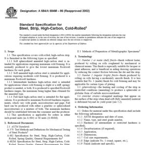 ASTM A 684 A 684M – 86 pdf free download