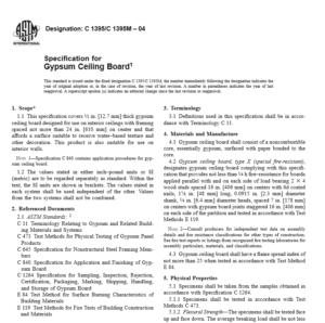 ASTM C 1395 C 1395M – 04 pdf free download