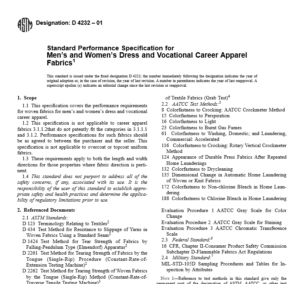 ASTM D 4232 – 01 pdf free download