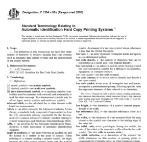 ASTM F 1294 – 97a pdf free download
