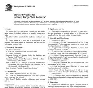 ASTM F 1437 – 01 pdf free download