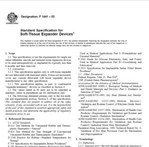 ASTM F 1441 – 03 pdf free download