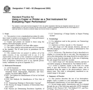 ASTM F 1442 – 92 pdf free download