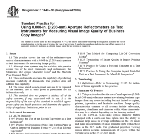 ASTM F 1443 – 93 pdf free download